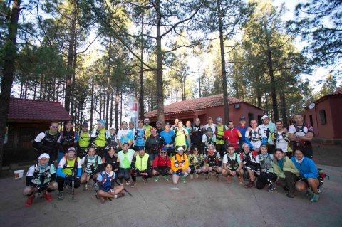 Transgrancanaria 2012 training camp con Zigor Iturrieta.