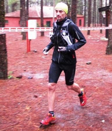 Santi Obaya en Transgrancanaria 2013 al paso por garañón