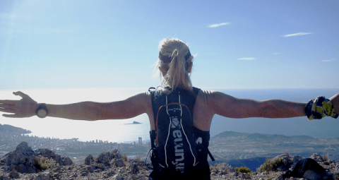 Carreras por Montaña MAMUFI 2013 Teresa Nimes Lafuma 2