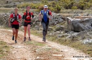 Rodaje de 42k con Xari Adrian y Sonia Escuriola en CSP115 training camp, castellón.