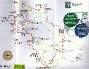 Zegama Aizkorri 2013: Recorrido y mapa de carrera.