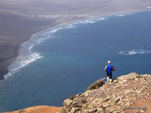 Haria Extreme 2013: Grandes panorámicas de Lanzarote. Foto: Kataverno.com.