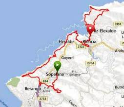 Kosta Trail 2013 Mapa