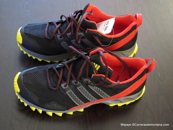 zapatos adidas kanadia tr5 review