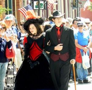 """Leadville 100 miles: """"Boom days festival"""" previo carrera."""