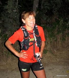 Ultra Trail: Nerea Martínez en meta tras dejar el record del GTP150k en 27h05m