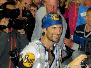 Corredores de Montaña: Arnau Julian vencedor en meta TDS 119k del Ultra trail Mont Blanc 2013