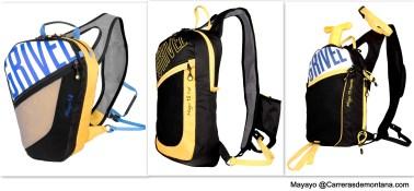 Grivel Mago mochilas montaña por Mayayo