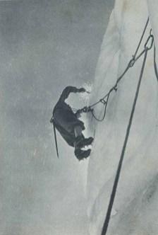 grivel mont blanc history photos ice climbing modern technique