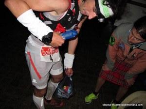 Desafío Cantabria: Alfonso Rodrífguez en el control de Lebeña 42k)