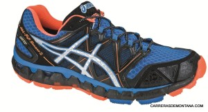 ZAPATILLAS ASICS TRAIL GEL FUJI SENSOR 2
