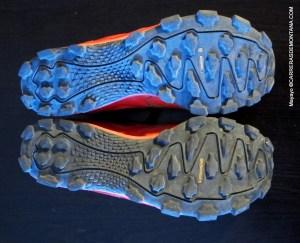 Zapatillas adidas trail adizero xt4: Suela continenta
