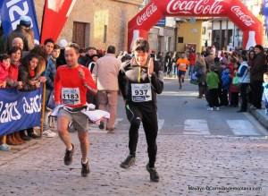 Carrera cercedilla 2013 fotos mayayo meta sprint