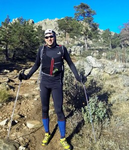 sural trail running