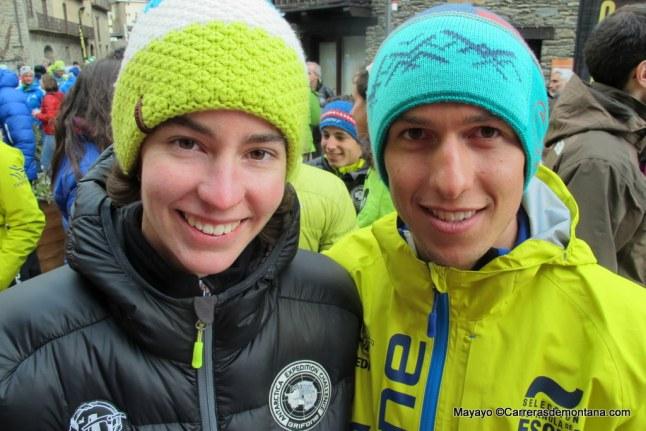 esqui de montaña Skimo Europeo Andorra 2014 vertical race manuel merillas y marta garcia medallistas (17)