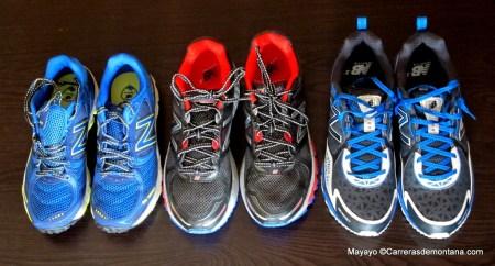 Zapatillas New Balance Trail: Novedades 2014. MT810, MT860, MT910