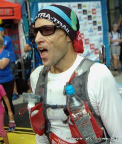 mochila trail ultimate direction John Tidd 9º UTMB13