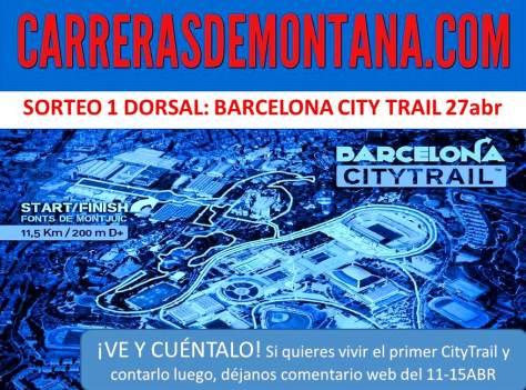 Salomon Citytrail Barcelona