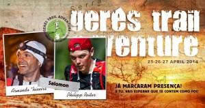 ultra trail geres trail adventure 2014 presentacion armando teixeira y philipp reiter