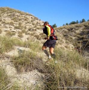 Mochila trail running Berg Lynx 10+5L fotos 10