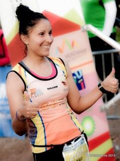 Xari Adrián cruza vencedora la CSP115 del 2013