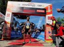Gerard Morales, 4º en campeonato españa ultra trail CSP115.