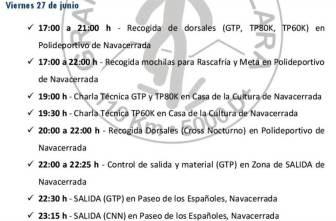 Programa GTP 27 Junio