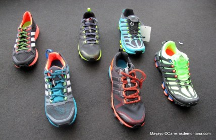 zapatillas adidas trail running 2014