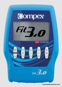Compex electroestimulador Fit 3a (2)