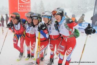 Campeonato Europa Skimo Andorra 2014