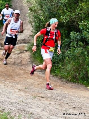 Buff Epic trail Aigüestortes fotos Julia Bottger