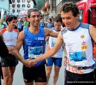 Marc Pinsach salida Matterhorn Ultraks 2013