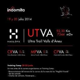 Ultra Valls de Aneu 2014 logo negro