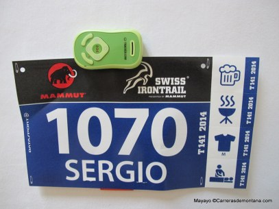 Dorsal swiss iron trail 2014 y gps tracker verde