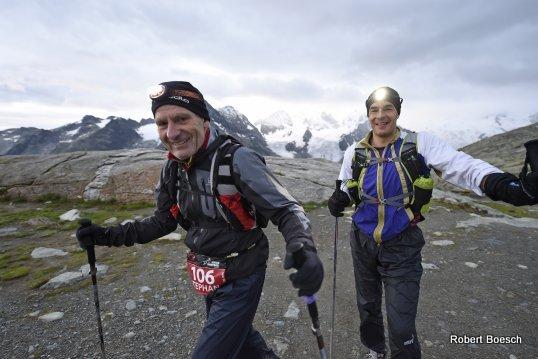 Swiss Iron Trail: Una gran carrera si lo tuyo es la alta montaña