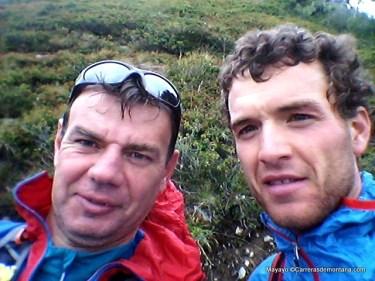 Autofoto hoy con Marc Pinsach mientras preparaba su OCC