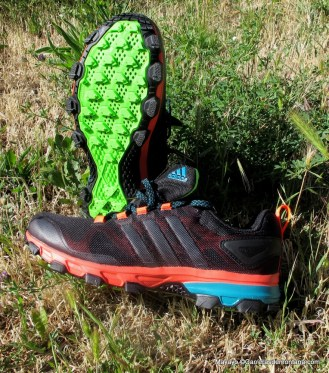 Zapatillas Adidas response trail 21 (2014)