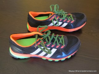 Zapatillas adidas trail adizero XT5 2014