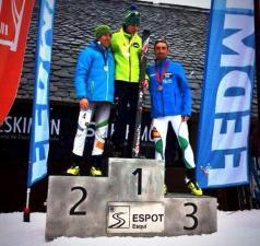 Esqui de Montaña campeonato españa 2014