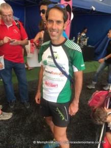 Iván Ortiz, campeon Copa España FEDME 2014