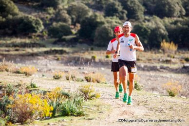 Miguel y Roberto Heras, líderes de principio a fin.