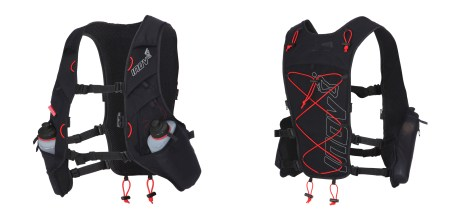 Mochila trail Inov8 Race Ultra vest Black-Red