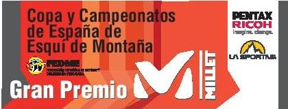 Esqui de Montaña Copa España 2015