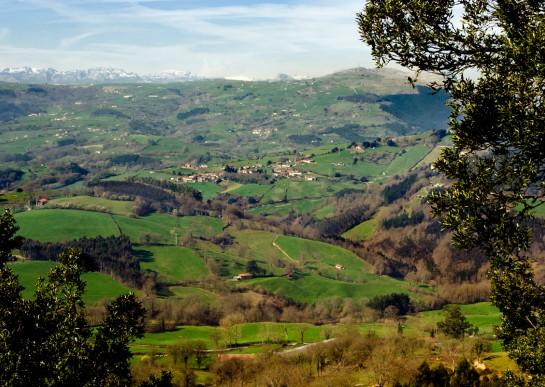 Las Encartaciones, comarca con historia y naturaleza. Foto: VisitEnkarterri