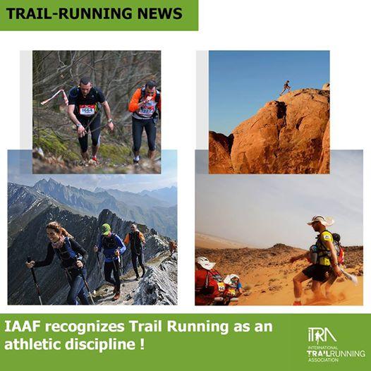 Trail running como deporte olímpico: Arranca un largo camino.