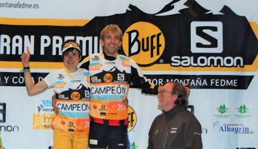 Carreras Montaña 2015 FEDME Campeonato España Los Tajos. Foto: Ocisport.