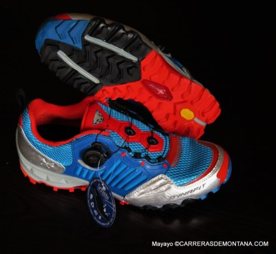 Dynafit feline x7 zapatillas trail running (160€/325gr/Drop8mm)