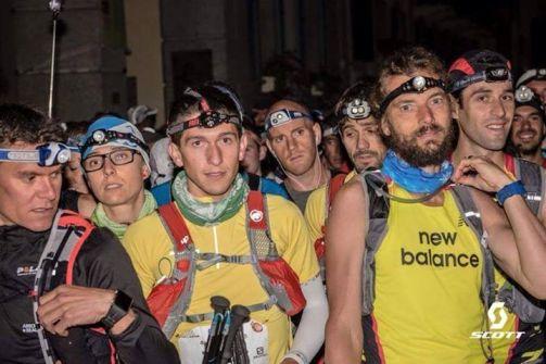 Marathon Mont blanc 2015 foto: Scott
