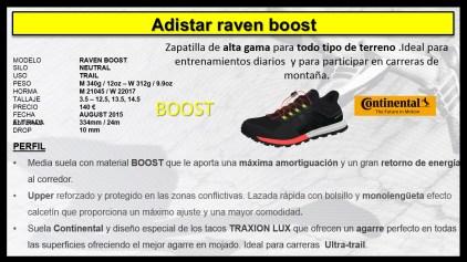 Adistar Raven Boost zapatillas trail running