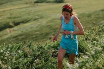 Kosta Trail 2015 Campeona Laura Orgué. Foto: Salomon.